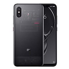 "billige Telefoner og nettbrett-Xiaomi MI8 Explorer 6.21 tommers "" 4G smarttelefon (8GB + 128GB 12 + 12 mp Snapdragon 845 3000 mAh mAh) / dual kameraer"