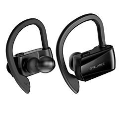 billiga Hörlurar med öronsnäckor-Realtoo QCYDD15--TWS I öra Trådlös Hörlurar Hörlurar Polystyrene Körning Hörlur Mini headset