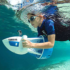 billiga Dykmasker, snorklar och simfötter-Water Propeller - Batteri Simmning, Dykning, Snorkelfenor PP+ABS  För Vuxen