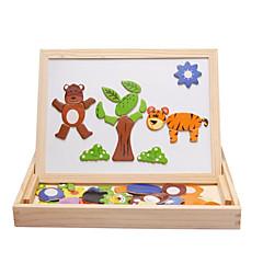Χαμηλού Κόστους Παιχνίδια ανάγνωσης-Παιχνίδι ανάγνωσης SUV Γράμμα Νεό Σχέδιο Ξύλινος Όλα Παιδιά / Παιδικά Δώρο 1 pcs