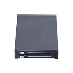 tanie Obudowy na dysk twardy-Unestech Obudowa dysku twardego Wskaźnik LED / Podłącz i graj / Wielofunkcyjny Ultra lekka aluminiowa / Stal nierdzewna / Stop aluminium-magnez ST2524