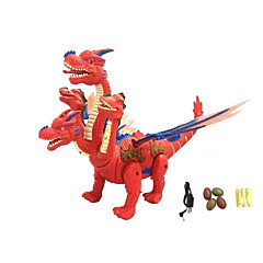 preiswerte -Drachen & Dinosaurier Drache Tiere Weicher Kunststoff Kinder Alles Jungen Mädchen Spielzeuge Geschenk 1 pcs