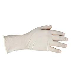 Χαμηλού Κόστους Ασφάλεια-100pcs Καουτσούκ Προστατευτικά γάντια Ασφάλεια και προστατευτικό εξοπλισμό Αντιολισθητικό Ανθεκτικό στη φθορά Προστασία από τη σκόνη