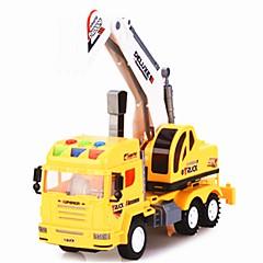 Χαμηλού Κόστους Toy Trucks & Τεχνικά Οχήματα-Όχημα κατασκευών Παιχνίδια φορτηγά και κατασκευαστικά οχήματα 1:32 Νεό Σχέδιο Προσομοίωση Πλαστική ύλη Πλαστικό Περίβλημα 1 pcs Παιδιά Αγορίστικα Κοριτσίστικα Παιχνίδια Δώρο