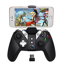 Χαμηλού Κόστους Ήχος & Βίντεογια το Σπίτι-Gamesir G4S Ασύρματη Ελεγκτές παιχνιδιών Για Sony PS3 / Android / iOS ,  Bluetooth Φορητά Ελεγκτές παιχνιδιών ABS 1 pcs μονάδα