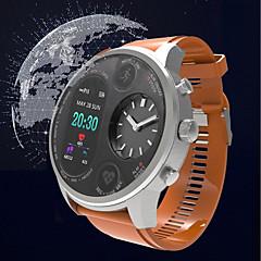 tanie Inteligentne zegarki-Inteligentny zegarek T3 na Android iOS Bluetooth GPS Sport Wodoodporny Pulsometry Pomiar ciśnienia krwi Krokomierz Powiadamianie o połączeniu telefonicznym Rejestrator aktywności fizycznej