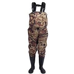 8b26fc840568b Homme Pantalon   Surpantalon   Bottes en caoutchouc Etanche   Respirabilité  Automne   Eté   Hiver De plein air   Pêche