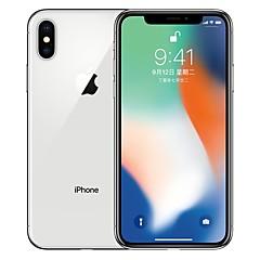 billige Telefoner og nettbrett-Apple iPhone X A1865 5.8 tommers 64GB 4G smarttelefon - oppusset(Sølv)
