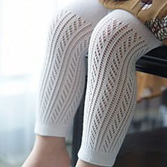 tanie Odzież dla dziewczynek-Brzdąc Unisex Aktywny Solidne kolory Bawełna Bielizna / s skarpetki