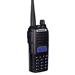 billige Walkie-talkies-baofeng® uv-82 walkie talkie vanntett 5km-10km 2800 mah 5w toveis radio