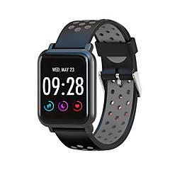 tanie Inteligentne zegarki-Inteligentne Bransoletka SN60 PRO na Android iOS Bluetooth Sport Wodoodporny Pulsometry Pomiar ciśnienia krwi Spalonych kalorii Krokomierz Powiadamianie o połączeniu telefonicznym Rejestrator snu