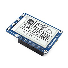 cheap -Waveshare  2.7inch e-Paper HAT264x176  2.7inch E-Ink display HAT for Raspberry Pi