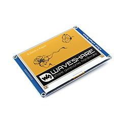 cheap -Waveshare  4.2inch e-Paper Module (C)400x300 4.2inch E-Ink display module  yellow/black/white three-color
