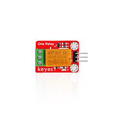 voordelige -toetsen 5v enkele relaismodule (padopening) rood