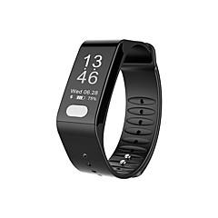 tanie Inteligentne zegarki-Inteligentny zegarek E-TLWT6 na Android iOS Bluetooth Pomiar ciśnienia krwi Ekran dotykowy Spalonych kalorii Rejestr ćwiczeń Informacje Czasomierze Stoper Rejestrator aktywności fizycznej Rejestrator