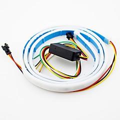 tanie Oświetlenie pomocnicze-SO.K 1 sztuka Samochód Żarówki 3 W SMD 5050 200 lm 72 LED Włącz sygnał świetlny / Reflektor / Światło tylne Na Univerzál Wszystkie roczniki