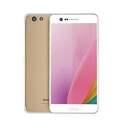 "billiga Mobiltelefoner-SHARP Z3 5.7 tum "" 4G smarttelefon ( 4GB + 64GB 16 mp Qualcomm Snapdragon 652 3100 mAh mAh )"