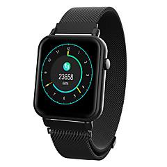 tanie Inteligentne zegarki-Factory OEM Y6 PRO Inteligentne Bransoletka Android iOS Bluetooth Sport Wodoodporny Pulsometry Pomiar ciśnienia krwi Ekran dotykowy Krokomierz Powiadamianie o połączeniu telefonicznym Rejestrator snu