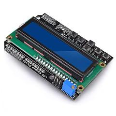cheap -1602 Shield Module LCD Display V3 for Arduino UNO R3 MEGA2560 Nano