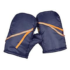baratos Luvas de Motociclista-Dedo Total Todos Motos luvas Elastano Licra / Pele Prova-de-Água / Manter Quente
