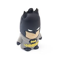 baratos Pen Drive USB-8gb artoon batman usb pen drive flash de 2.0