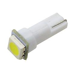 billige Halogenpærer-otolampara 1 stk ultra lysstyrke t5 5050 1smd bilinstrumentinstrument lyspære