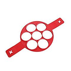 cheap Kitchen Utensils & Gadgets-1pc Kitchen Utensils Tools Silica Gel Creative Kitchen Gadget DIY Mold Cooking Utensils
