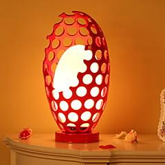 baratos Iluminação Decorativa-Simples Legal Luminária de Mesa Para Quarto Metal 220V