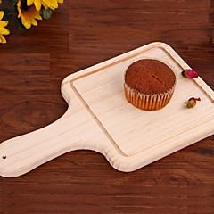 billige Bakeredskap-Bakeware verktøy Tre Kreativ Kjøkken Gadget Originale kjøkkenredskap Cube Dessertverktøy 1pc