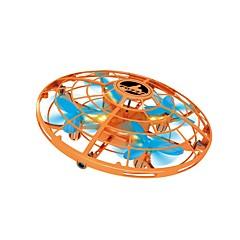 billige Fjernstyrte quadcoptere og multirotorer-RC Drone FQ777 FQ777-14 RTF Fjernstyrt quadkopter 1 USD-kabel / Blader