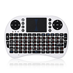 billige TV-bokser-I8R Air Mouse / Tastatur / Fjernkontroll Mini 2,4 GHz trådløs Trådløst Air Mouse / Tastatur / Fjernkontroll Til Linux / iOS / Android
