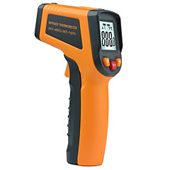 cheap -MT380 Laser Digital Infrared Non-contact -50~400℃ Thermometer Temperature Tester ℃/℉