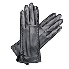 tanie Rękawiczki motocyklowe-Pełny palec Damskie Rękawice motocyklowe Skóra Ekran dotykowy / Zatrzymujący ciepło