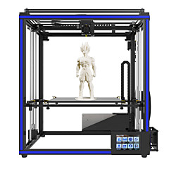cheap -Tronxy® X5SA DIY Aluminium 3D Printer 330*330*400mm Printing Size With Updated Touch Screen/Auto Leveling/Dual Z-axis/Power Resume