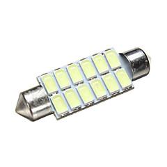 billige Kjørelys-1 Deler Festong Bil Elpærer 1.6 W SMD 5630 240~300 lm 12 LED Dagkjøringslys / Lisensplatelampe / Blinklys Til Alle år