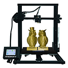 cheap -Tronxy® XY-3 Aluminumn Profile 3D Printer 310*310*330mm Printing Size With Resume Print/ 3.5inch Touch Screen/ Magnetic Sticker/ Bowden Extrusion/ Dual Fan Design