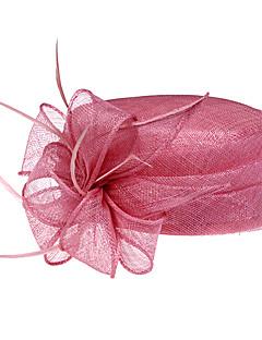 hesapli Düğünler & Davetler-Değerli Taş ve Kristal Kristal Kumaş Kristal - Tiaras Başlık 1 Düğün Parti / Gece Başlık