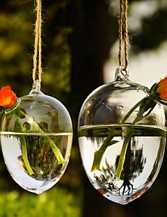 voordelige Receptie Aanbiedingen-Materiaal Glas Tafeldecoratie - Niet-gepersonaliseerd Vazen Anderen Tafels Lente Zomer Herfst Winter Alle seizoenen