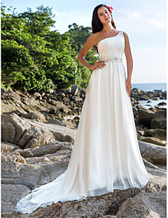 One Shoulder, Wedding Dresses, Search LightInTheBox