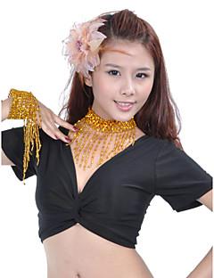 Χαμηλού Κόστους Ρούχα & Παπούτσια Χορού-Αξεσουάρ Χορού Κοσμήματα Γυναικεία Εκπαίδευση Πολυστερίνη Χάντρες / Χορός της κοιλιάς / Επίδοση