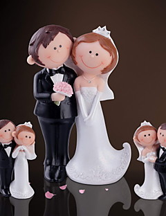 cheap Gifts Deals-Resin Home Decor Groom Groomsman Couple Parents Wedding Anniversary