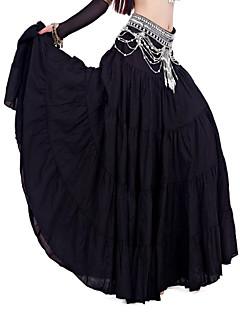 cheap Belly Dance Wear-Belly Dance Bottoms Women's Linen Natural