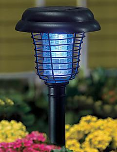 solar uv hage hage ledet lampe lys bug zapper skadedyr insekt mygg drapsmann
