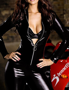 Cosplay Cosplay Kostümleri Parti Kostümleri Kadın Cadılar Bayramı Karnaval Yeni Yıl Festival / Tatil Cadılar Bayramı Kostümleri Siyah