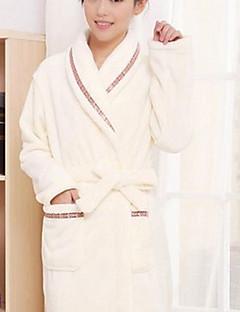 Frisk stil Badekåpe,Solid Overlegen kvalitet 100% Polyester Håndkle