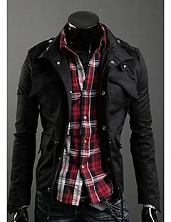 Shangdu Fashion Thicken Coat(Black)