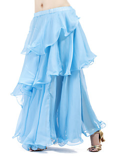Dancewear šifon Belly Dance suknja za dame (više boja)