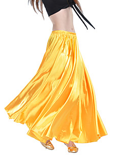 cheap Belly Dance Wear-Belly Dance Skirt Women's Training Satin