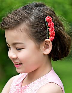 cheap Flower Girl Headpiece-Foam Hair Combs Headpiece Wedding Party Elegant Classical Feminine Style