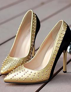 olcso -momo nők minden mérkőzés hegyes orr szegecs gyilok cipő